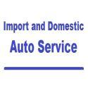 Import & Domestic Auto Service