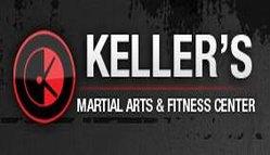 Keller's Martial Arts Logo