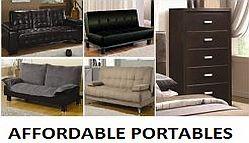 Affordable Portables Logo