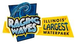 Raging Waves Logo