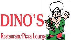Dino's Pizza & Restaurant  Logo
